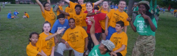 Birmingham Cadets Visit the USA for the Junior Cadet Leadership Challenge