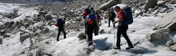Shamrock Glacier 2017
