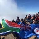 Summit Giant's Castle 3,315m, Drakensberg Mountains