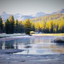 The beauty and wilderness of Yosemite National Park and High Sierra Mountains