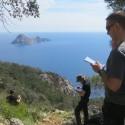 Day 2 Rest overlooking Suluada Island 11