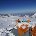 Leg 8 5600m up Aconcagua