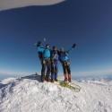 Leg 1 Highest men in North America summiting Aconcagua