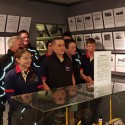 The crew learn about the Faroes in the Second World War.