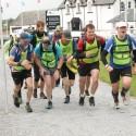 The first ever mass start to half way up Ben Nevis, (Rob Howard)