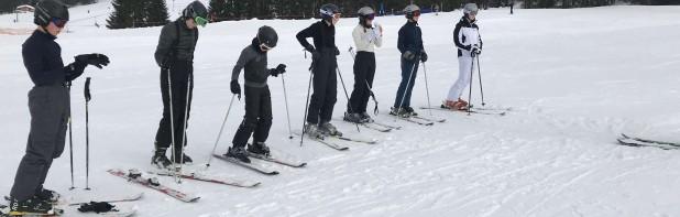 Olaf Ski Challenge 2018