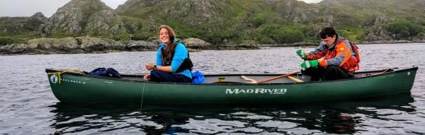 Scot-Paddle Loch Shiel 2018