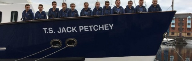 T/S Jack Petchey Voyage