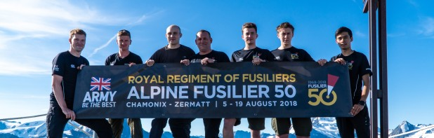 Northern Alpine Fusilier 50 2018