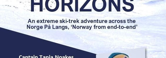 EVENT: Tania Noakes: The Length of Norway by Skis