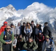 West Mercian & Staffordshire Wing Everest Basecamp Expedition, Nepal 2018