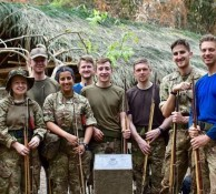 Prince of Wales's Expeditionary Awards Presentations