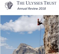 The Ulysses Trust Annual Review 2018