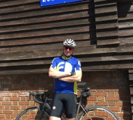 Chairman's Fundraising Bike Ride: Training Blog #1