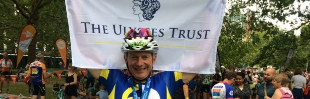 Chairman Completes Prudential Ride London – Surrey 100