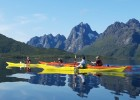 Dragon Venturer Cadet Paddle Lofoten 2019