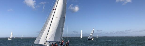 National Royal Naval Reserve Sailing Expedition 2019