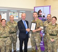 225 Medical Regiment Wins Prince of Wales Award